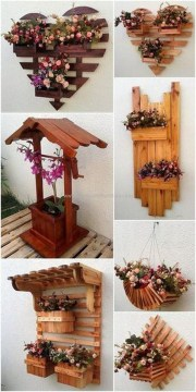 Brilliant Diy Projects Pallet Garden Design Ideas On A Budget 22