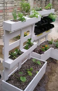 Brilliant Diy Projects Pallet Garden Design Ideas On A Budget 26