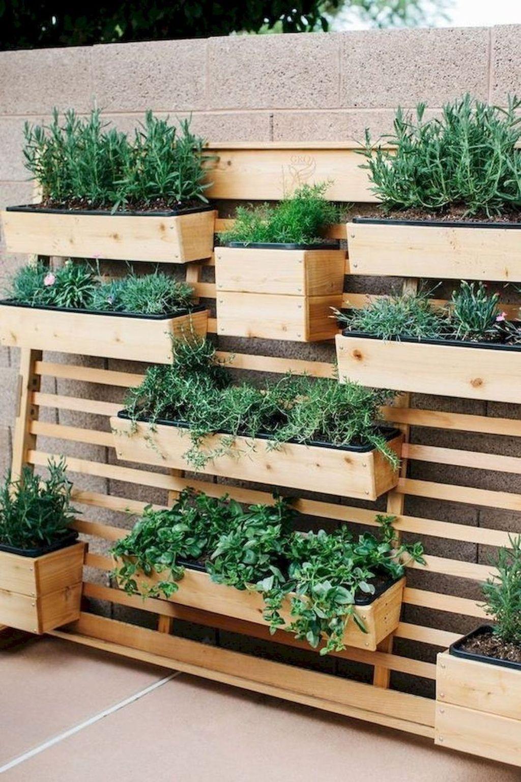 Brilliant Diy Projects Pallet Garden Design Ideas On A Budget 32