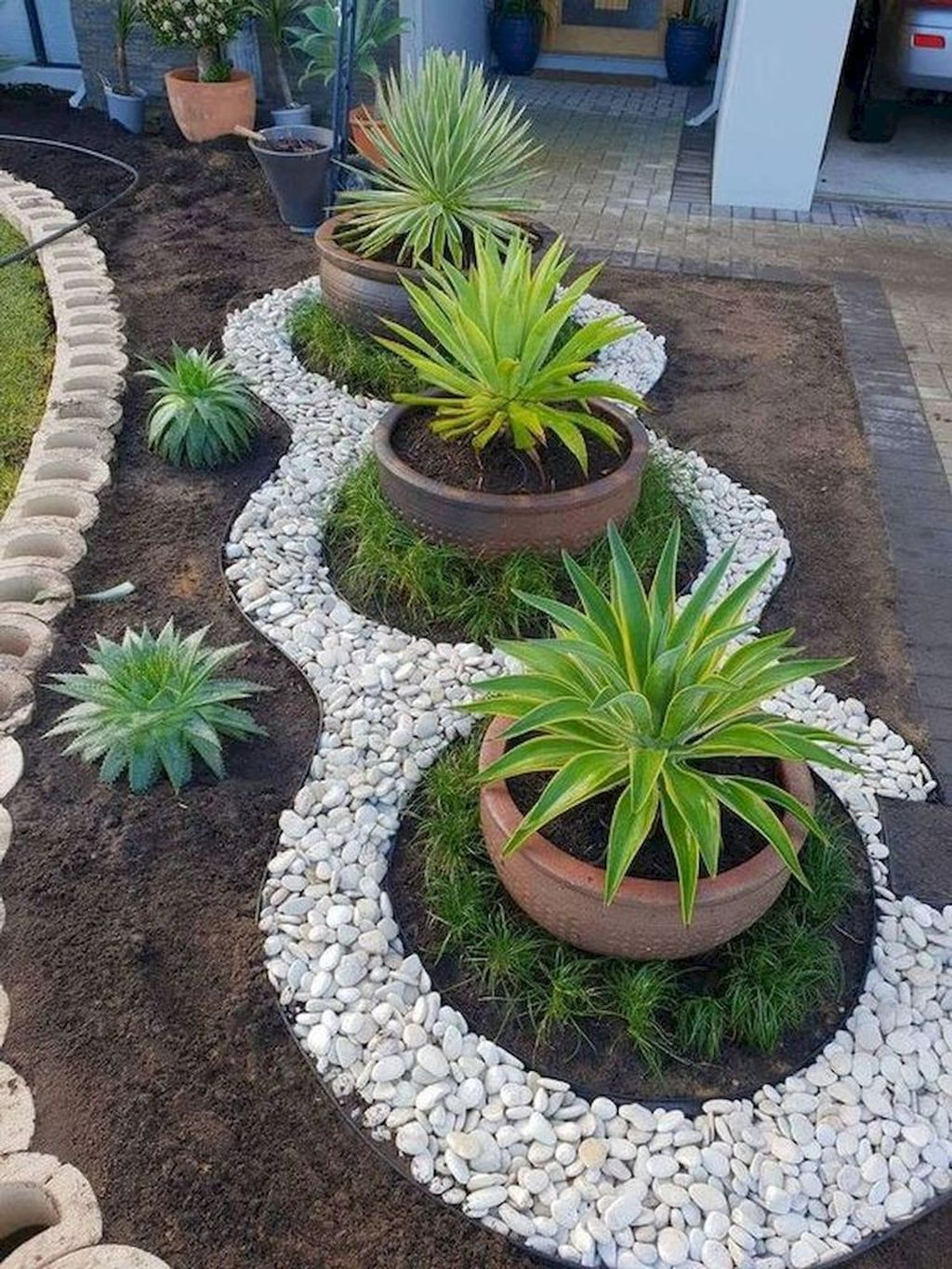 Captivating Diy Patio Gardens Ideas On A Budget To Try 02