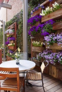 Captivating Diy Patio Gardens Ideas On A Budget To Try 34
