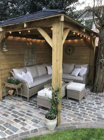 Captivating Diy Patio Gardens Ideas On A Budget To Try 35