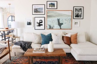 Catchy Farmhouse Apartment Interior Design Ideas To Try Now 14