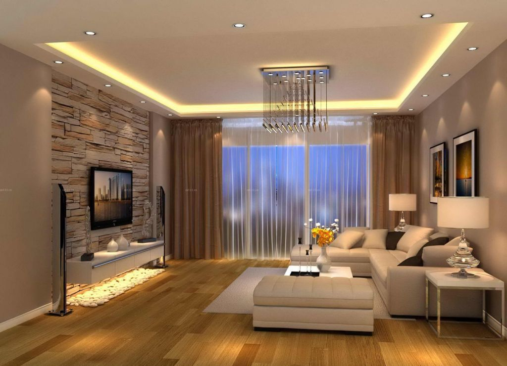 Cool Living Room Design Ideas To Make Look Confortable For Guest 04