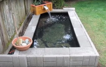 Creative Backyard Ponds Ideas With Waterfalls To Try 38