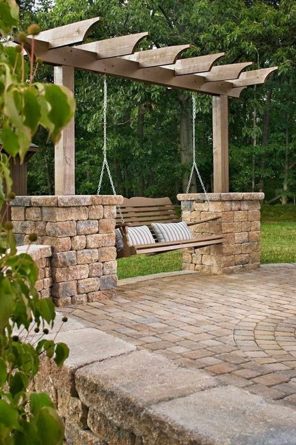 Excellent Backyard Landscaping Ideas That Looks Cool 03