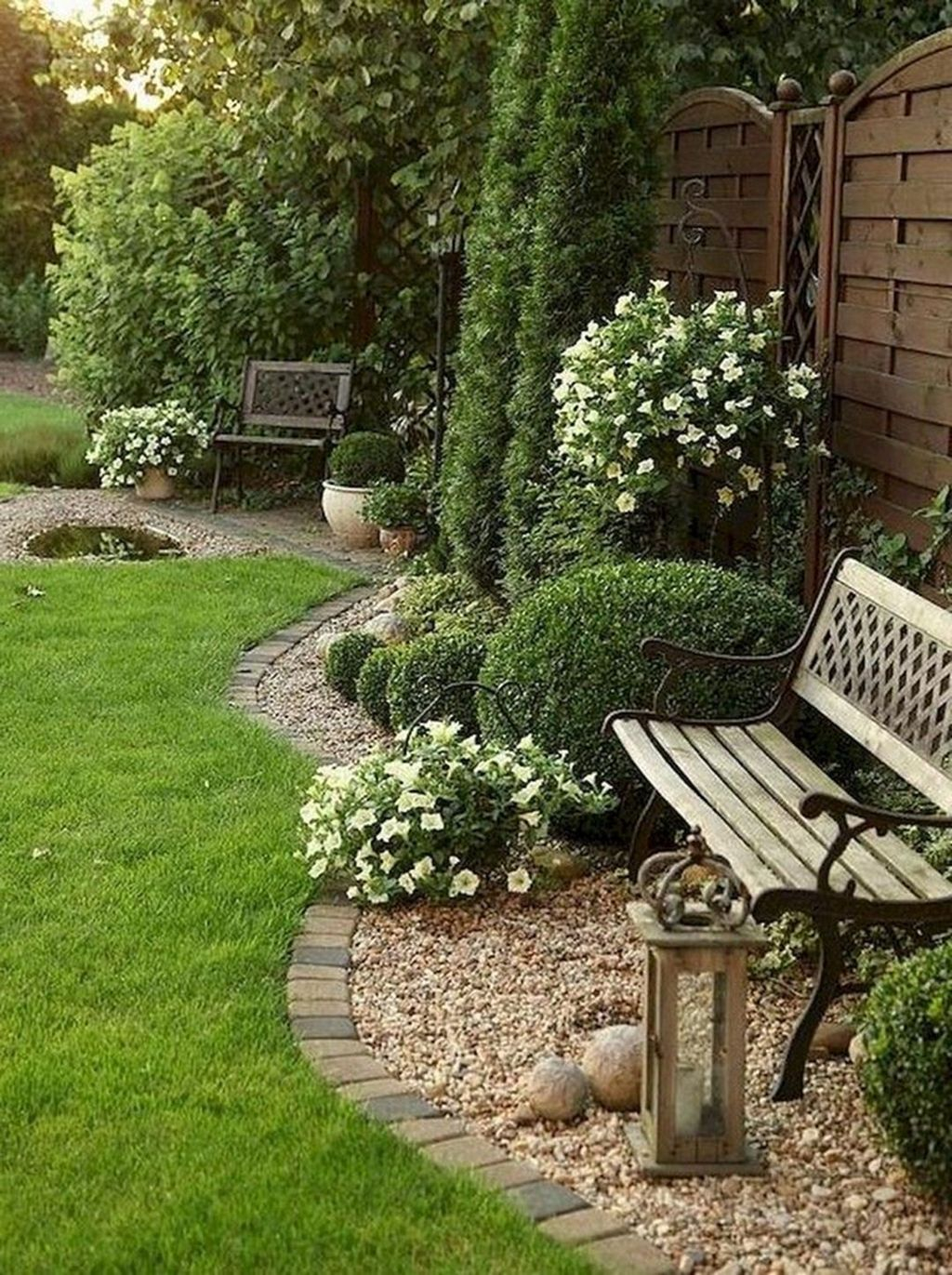 Excellent Backyard Landscaping Ideas That Looks Cool 18