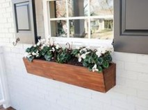 Fabulous Exterior Decoration Ideas With Flower In Window 20