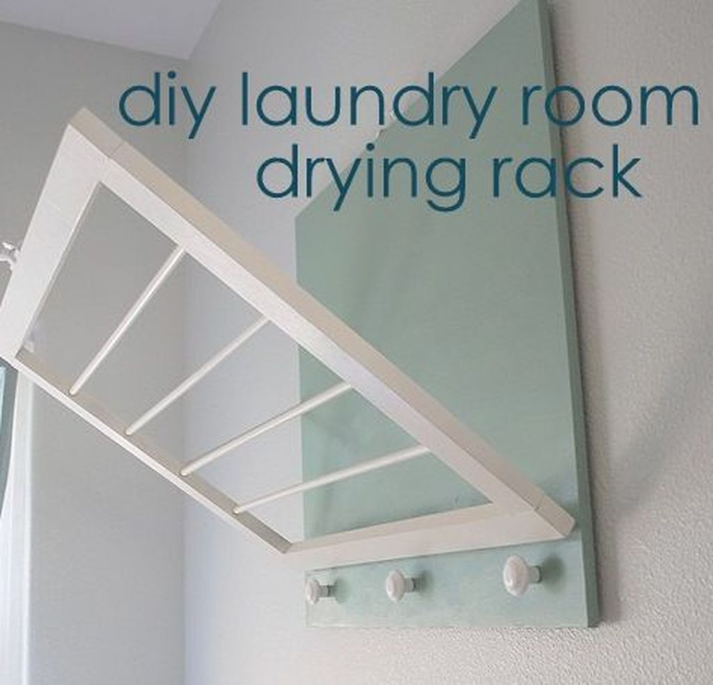 Hottest Diy Drying Place Design Ideas To Try 34