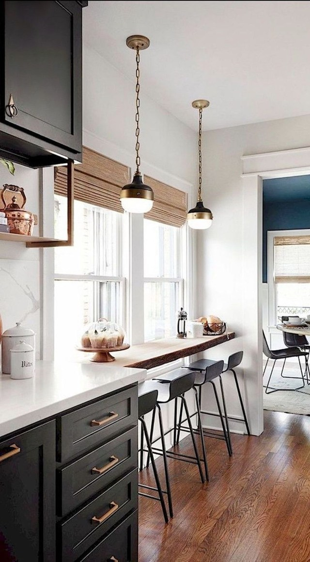Hottest Wood Kitchen Set Design Ideas That You Can Try 24