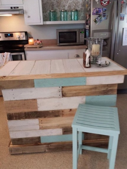 Incredible Diy Kitchen Pallets Ideas You Need To See Today 15