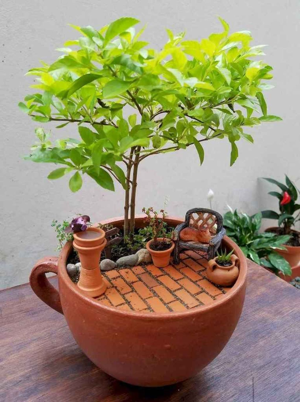 Inspiring Diy Teacup Mini Garden Ideas To Add Bliss To Your Home 04
