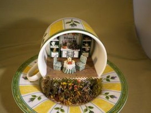 Inspiring Diy Teacup Mini Garden Ideas To Add Bliss To Your Home 07