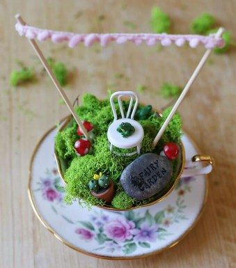 Inspiring Diy Teacup Mini Garden Ideas To Add Bliss To Your Home 08