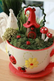 Inspiring Diy Teacup Mini Garden Ideas To Add Bliss To Your Home 34