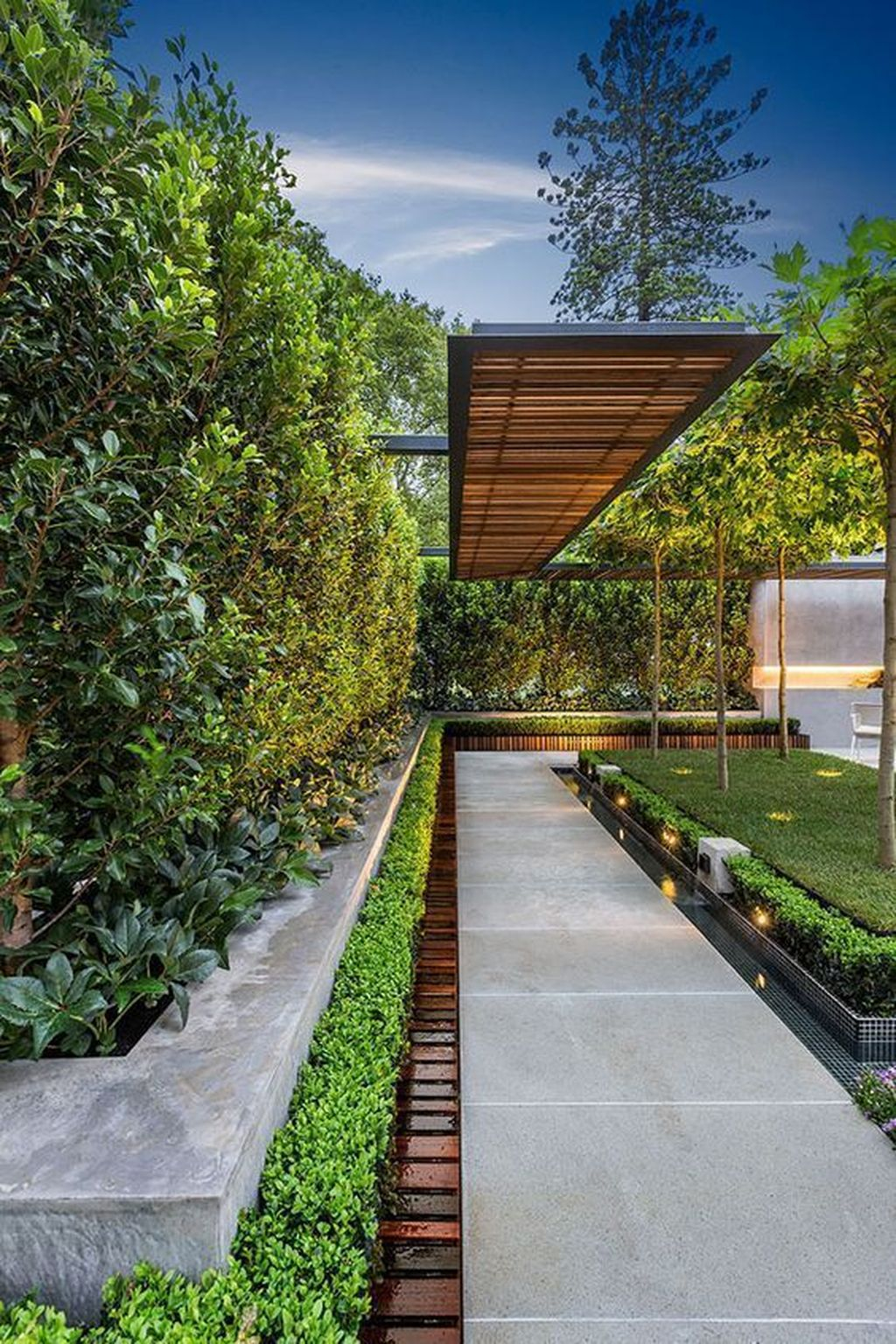 Inspiring Minimalist Frontyard Design Ideas To Try Asap 15
