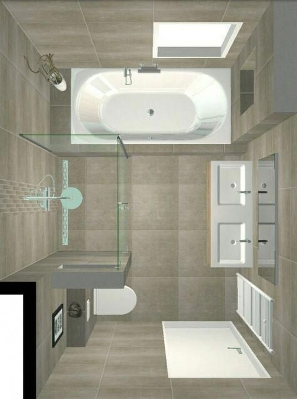 Latest Bathroom Design Ideas To Try Asap 29