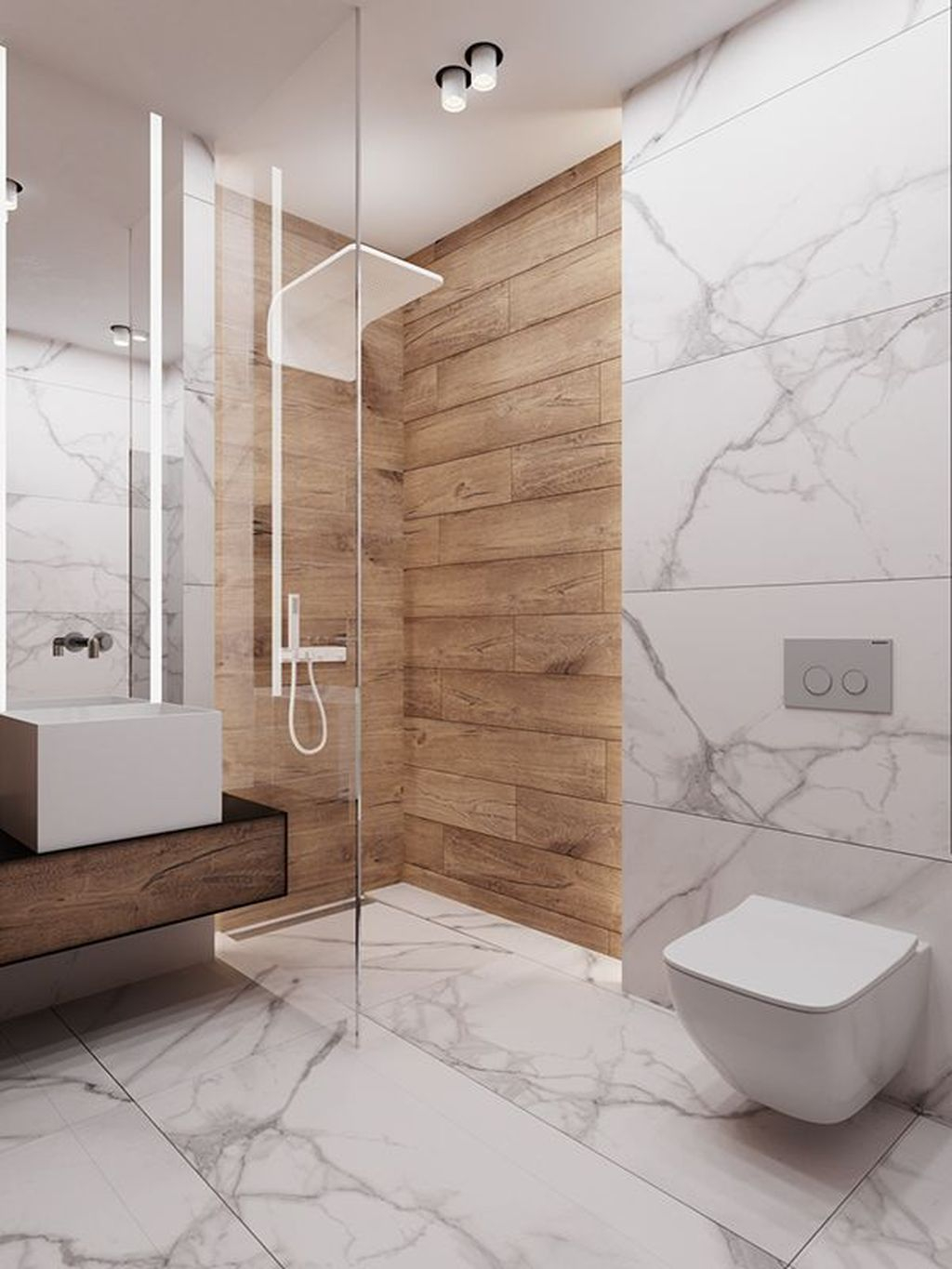 Latest Bathroom Design Ideas To Try Asap 38