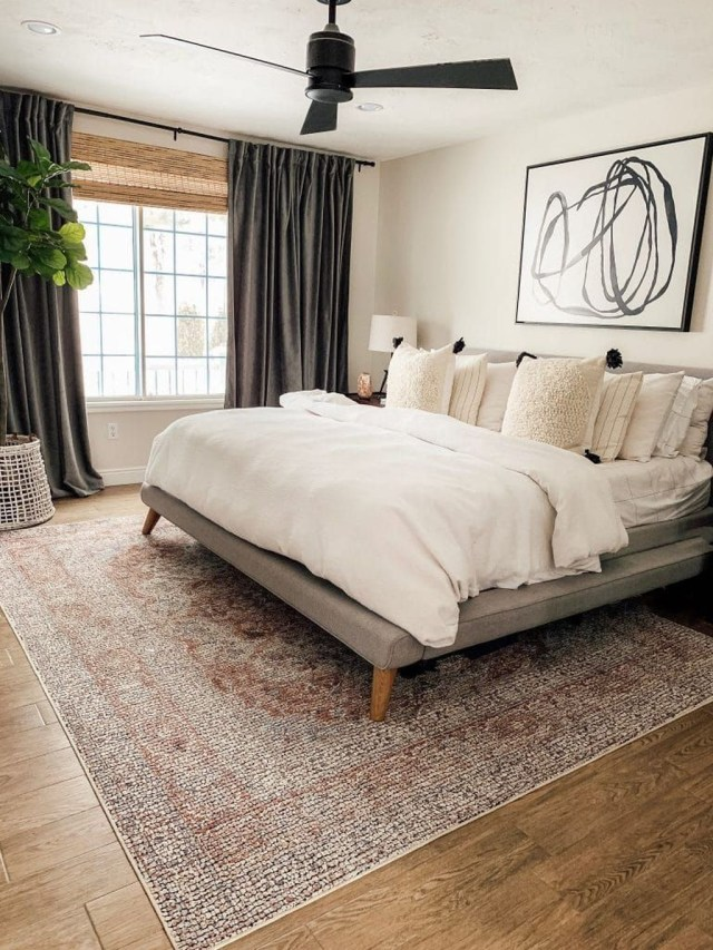 Lovely Bedroom Design Ideas That Make You More Relaxed 04