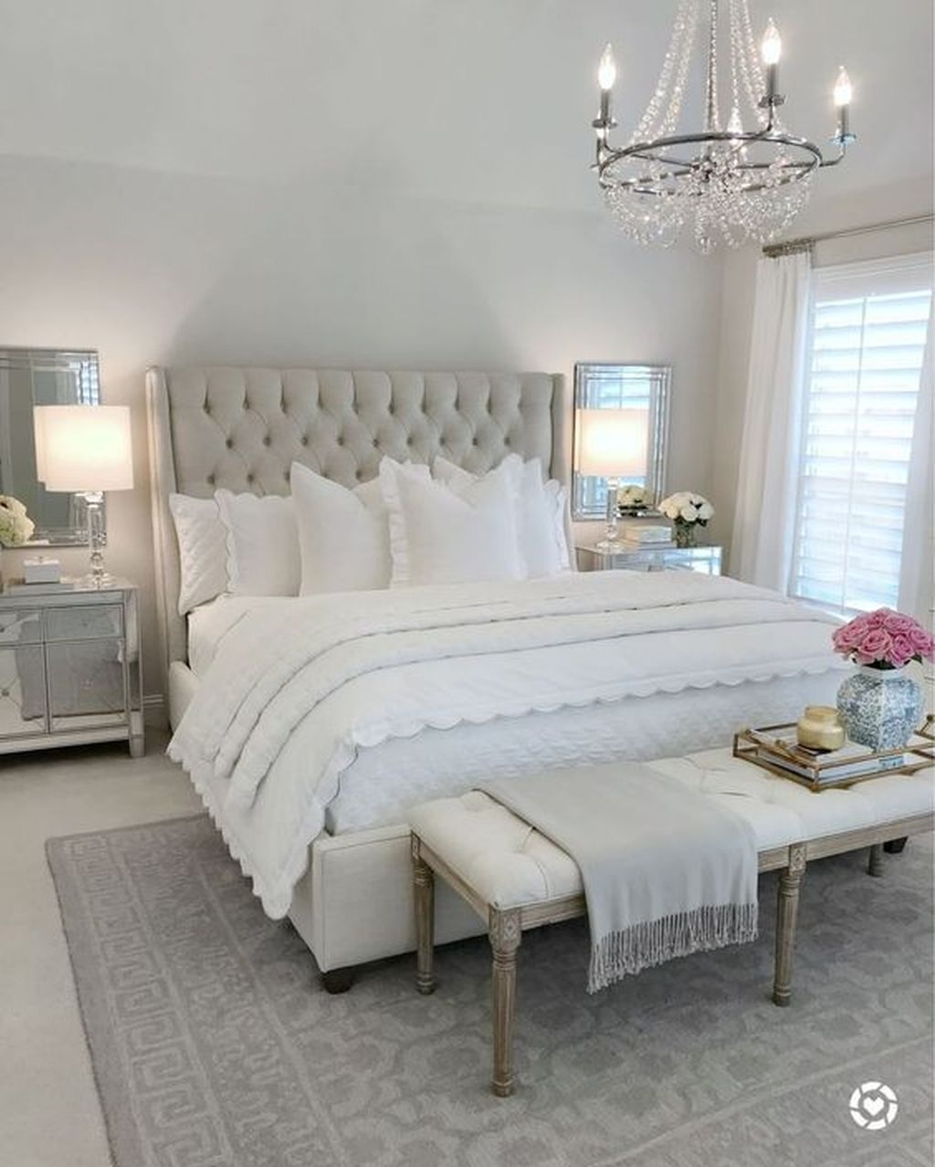 Lovely Bedroom Design Ideas That Make You More Relaxed 05