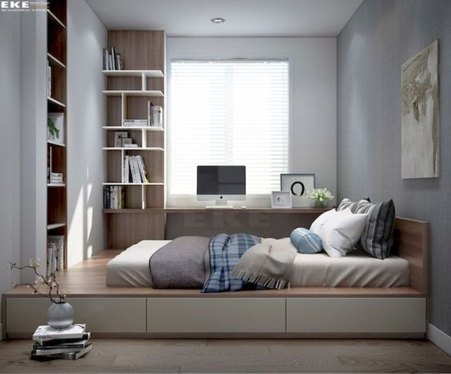Lovely Bedroom Design Ideas That Make You More Relaxed 13