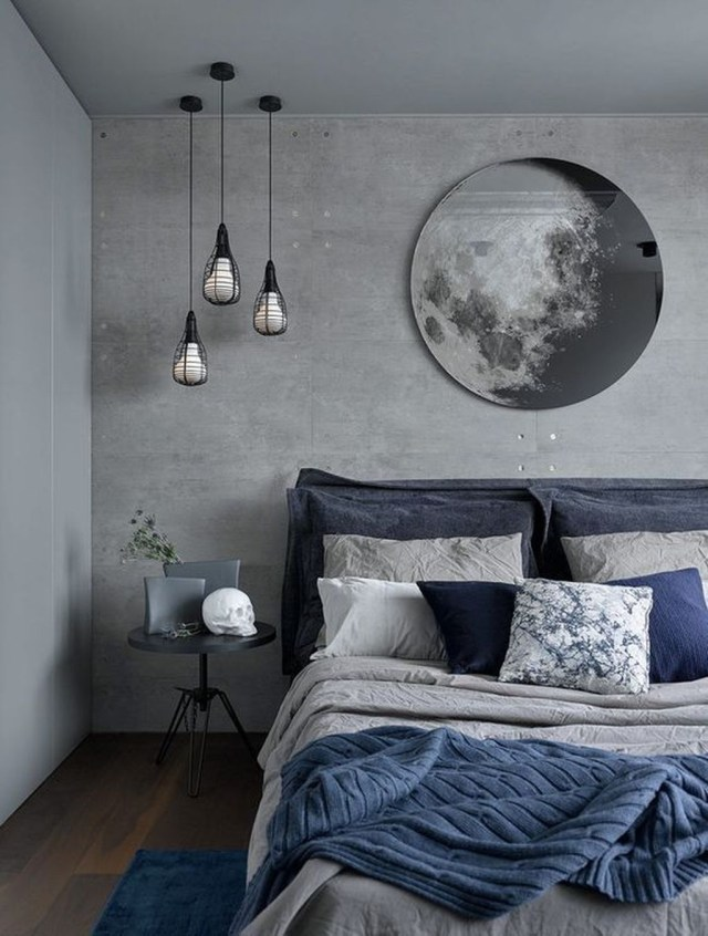 Lovely Bedroom Design Ideas That Make You More Relaxed 14