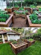 Lovely Vegetable Garden Decoration Ideas For You 30