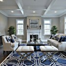 Luxury Living Room Design Ideas With Gray Wall Color 31