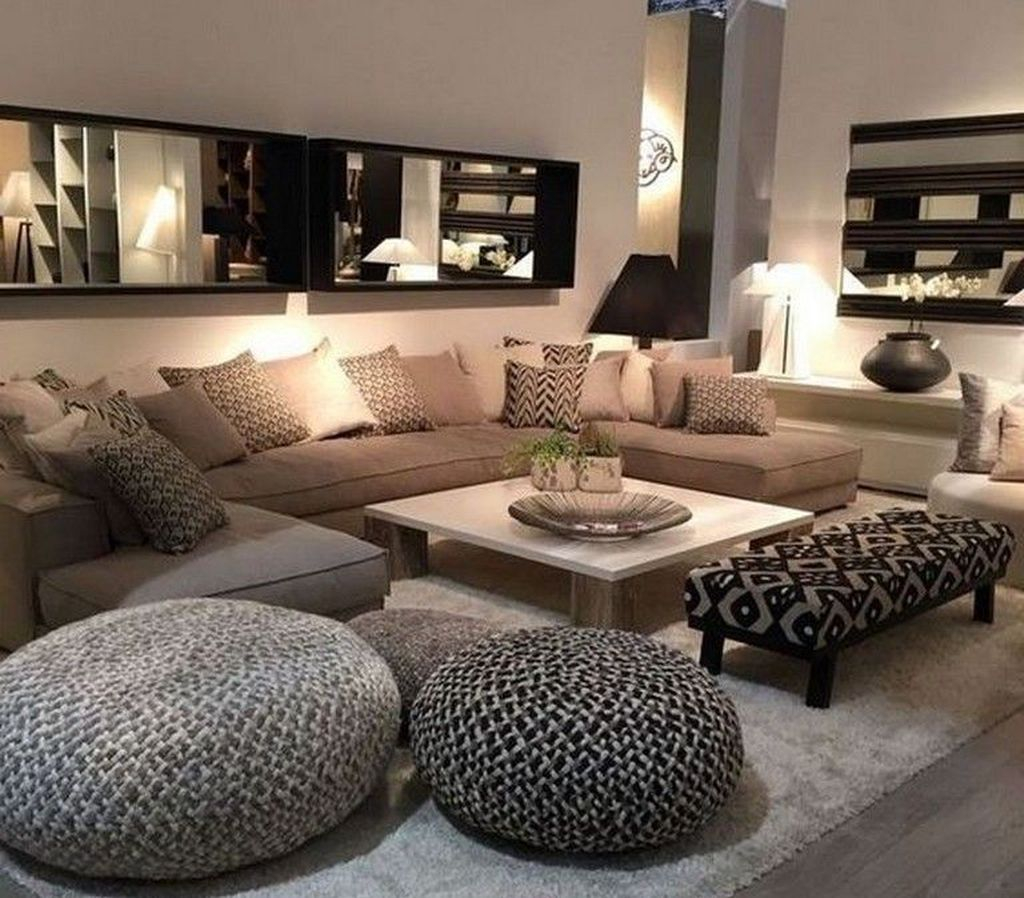 Magnificient Living Room Decor Ideas For Winter To Try 26