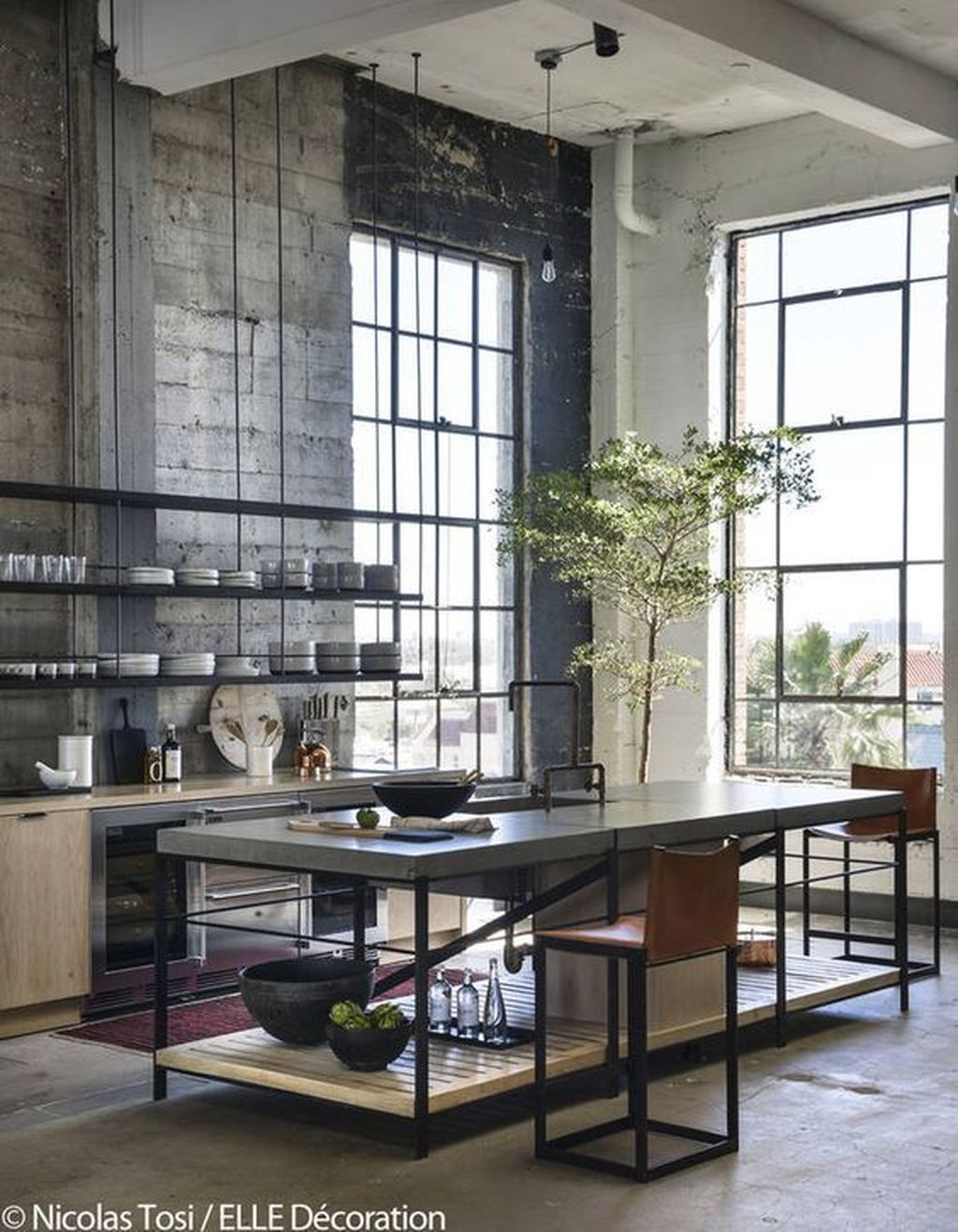 Modern Industrial Decor And Design Ideas For You 08