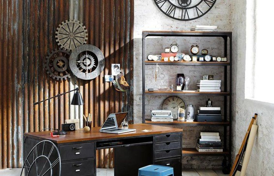 Modern Industrial Decor And Design Ideas For You 28