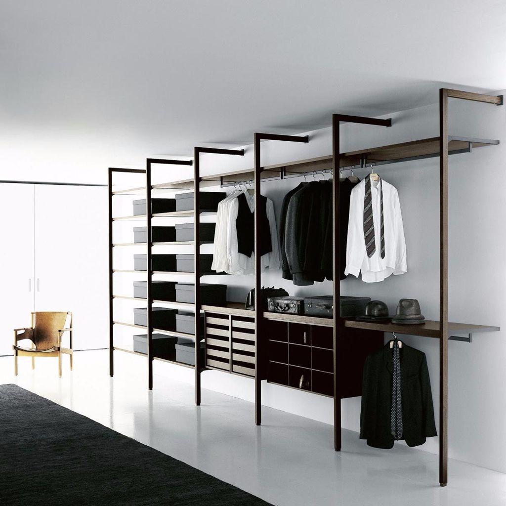Modern Wardrobe Design Ideas You Can Copy Right Now 09