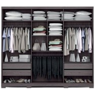 Modern Wardrobe Design Ideas You Can Copy Right Now 30