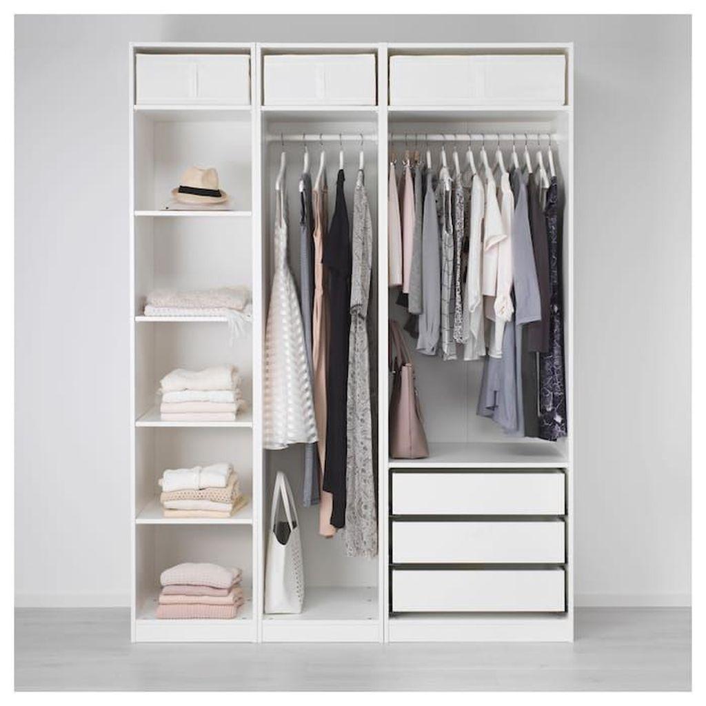 Modern Wardrobe Design Ideas You Can Copy Right Now 36
