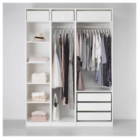 Modern Wardrobe Design Ideas You Can Copy Right Now 36