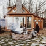 Perfect Small Cottages Design Ideas For Tiny House That Trend This Year 14
