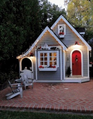 Perfect Small Cottages Design Ideas For Tiny House That Trend This Year 26