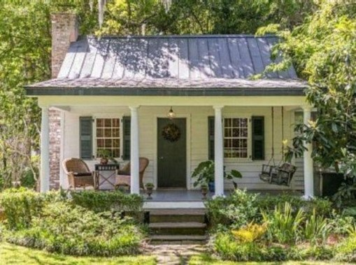 Perfect Small Cottages Design Ideas For Tiny House That Trend This Year 28