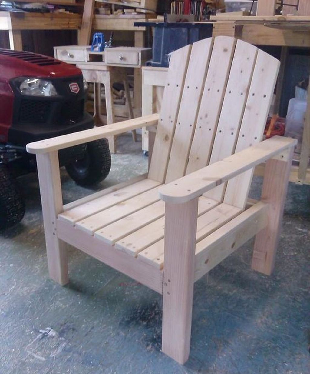 Popular Diy Chair Pallet Design Ideas That You Can Try 27