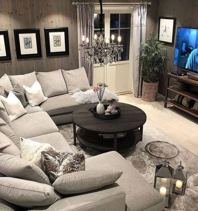 Rustic Living Room Design Ideas That You Should Try 09