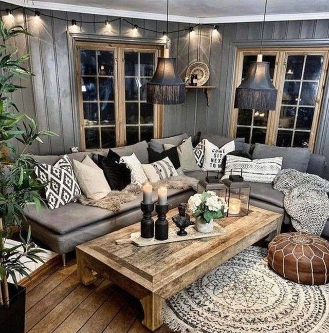 Rustic Living Room Design Ideas That You Should Try 22