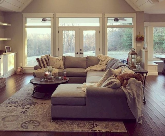 Rustic Living Room Design Ideas That You Should Try 29