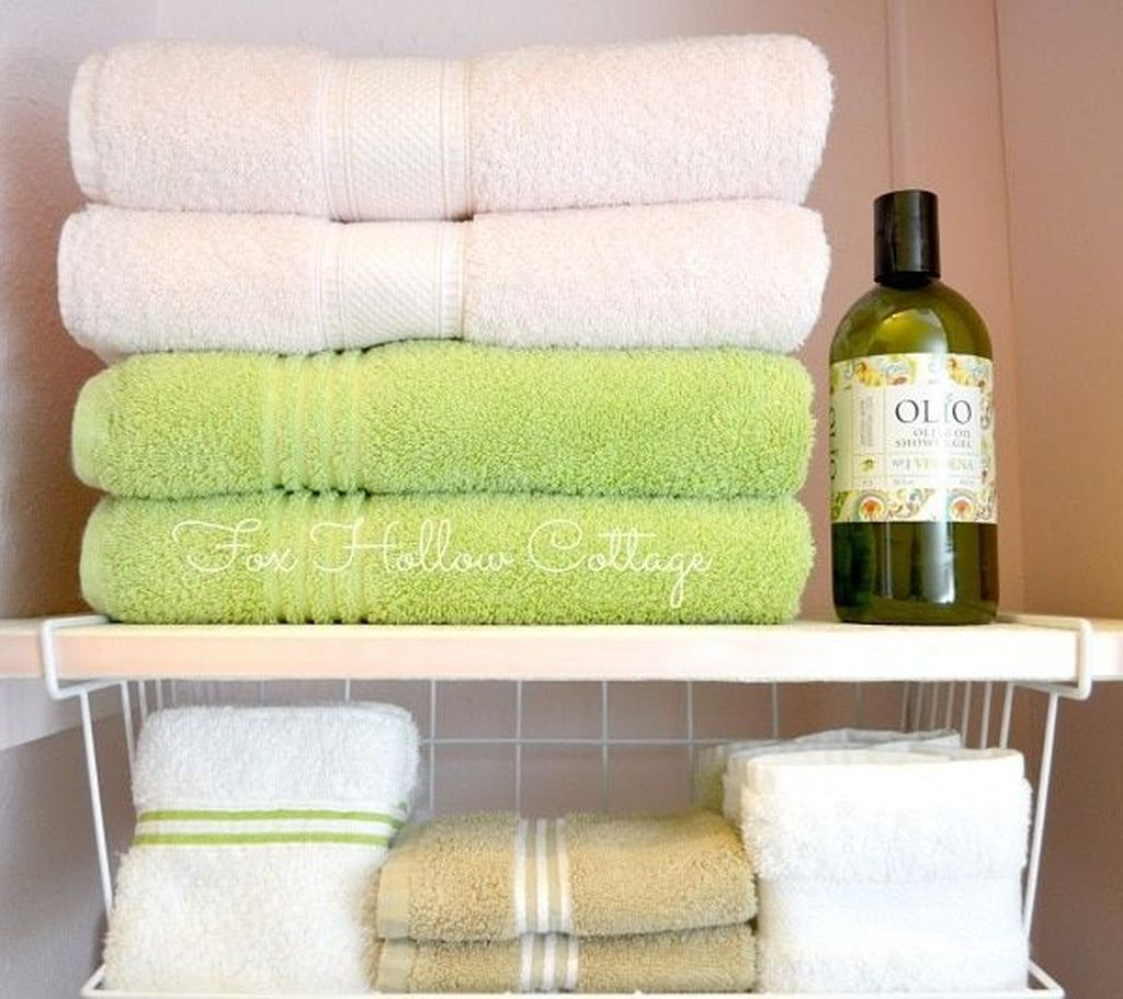 Smart Linen Closet Organization Makeover Ideas To Try This Year 06