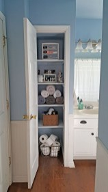 Smart Linen Closet Organization Makeover Ideas To Try This Year 22