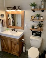 Spectacular Small Bathroom Organization Tips Ideas To Try Now 08