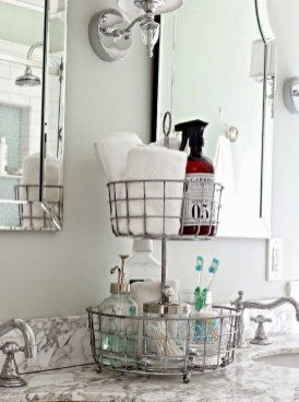 Spectacular Small Bathroom Organization Tips Ideas To Try Now 17