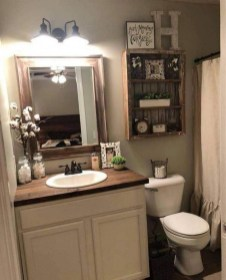 Spectacular Small Bathroom Organization Tips Ideas To Try Now 26