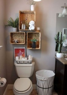 Spectacular Small Bathroom Organization Tips Ideas To Try Now 28