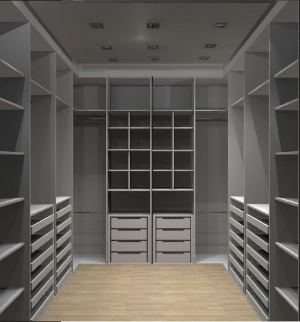 Splendid Wardrobe Design Ideas That You Can Try Current 05