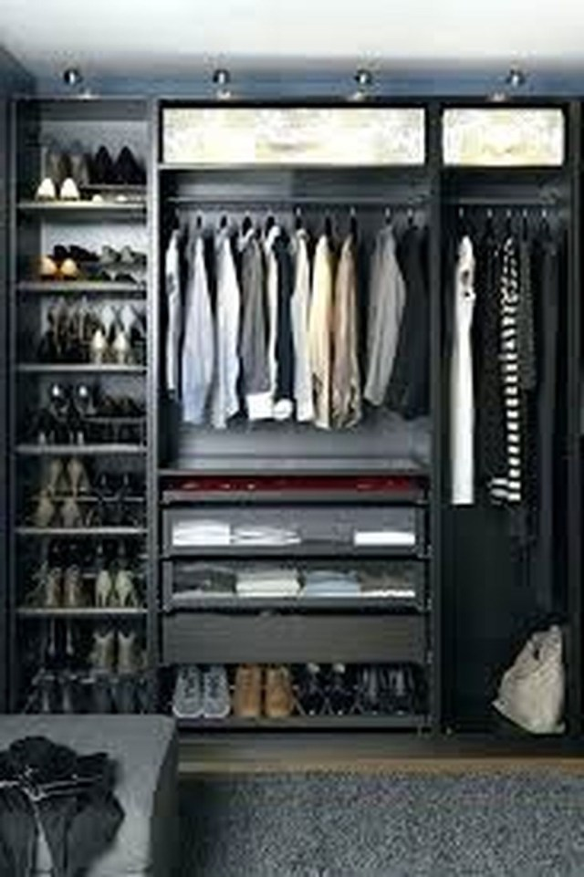 Splendid Wardrobe Design Ideas That You Can Try Current 12